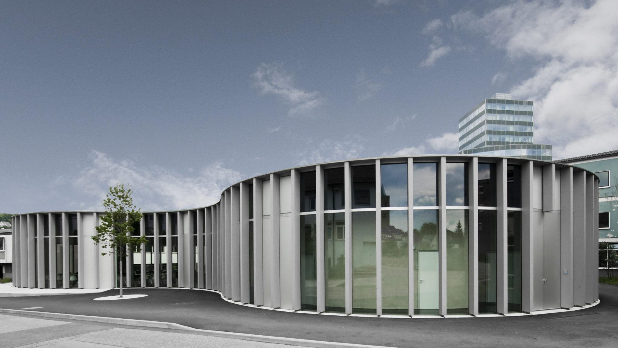 Mensa Leonberg (Dongus Architekten)