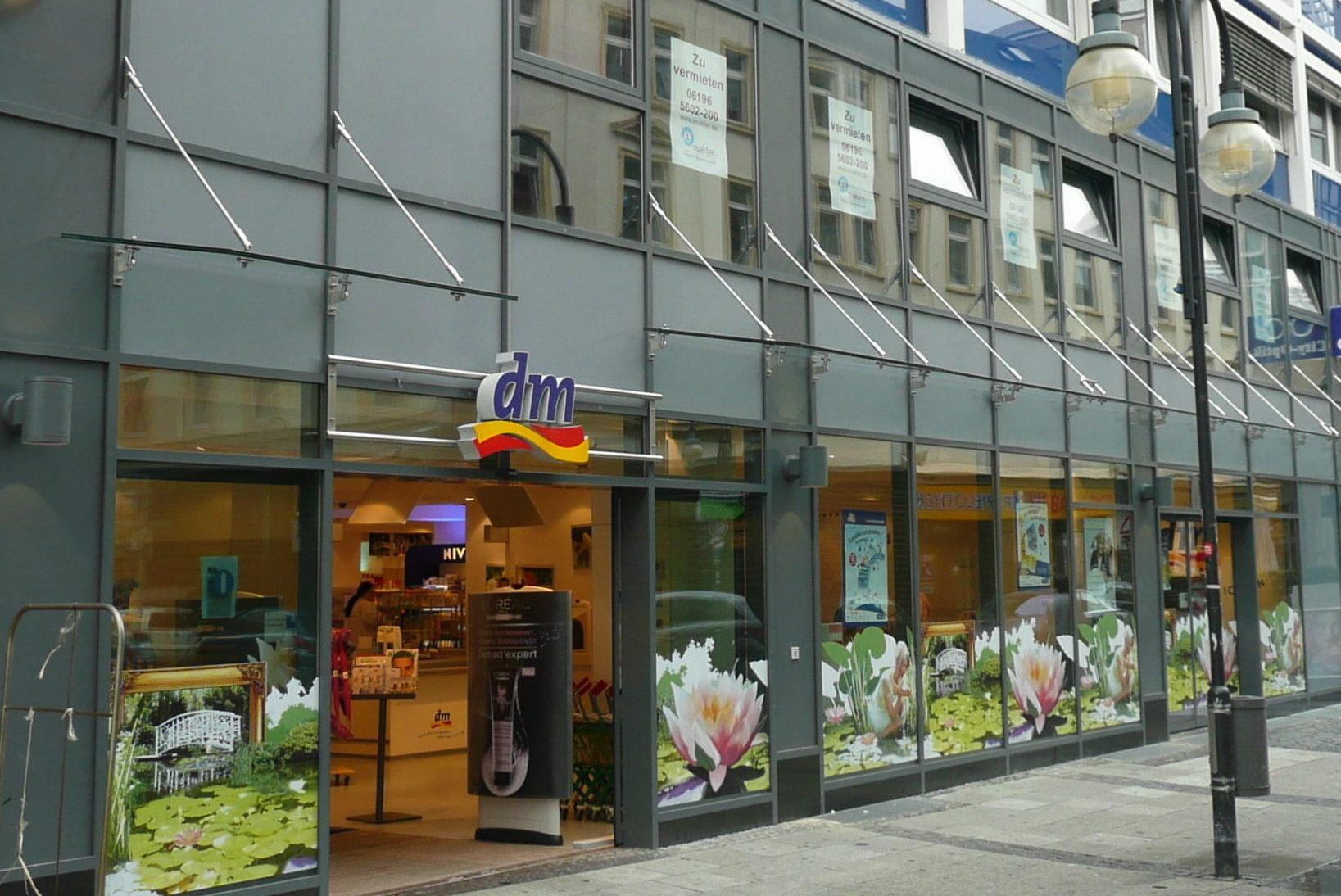 dm-Filiale, Frankfurt am Main