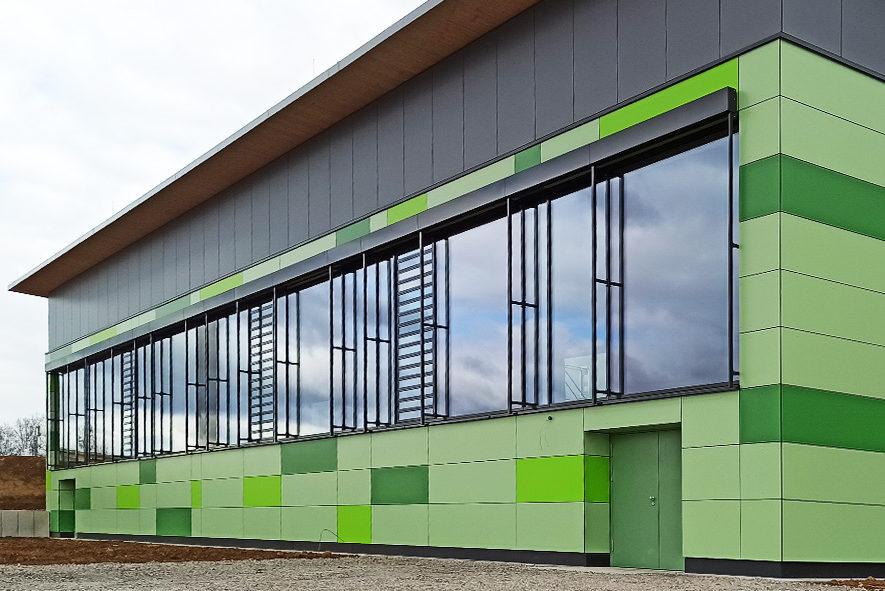 Sporthalle Erdmannshausen