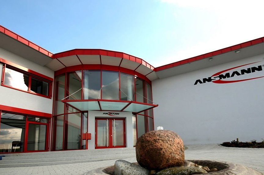 Ansmann AG, Asammstadt